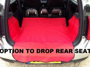 Volvo Extendable Two Part Boot Liner